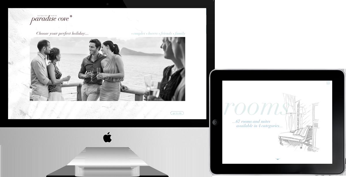 website, branding